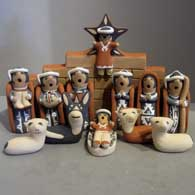 Nativity with 12 pieces