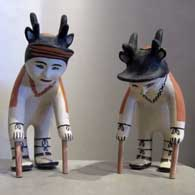 Deer Dancer figures