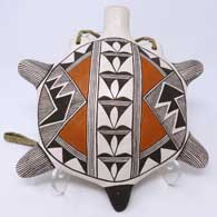 Acoma pottery by Rose Chino Garcia, Click or tap for a Larger View