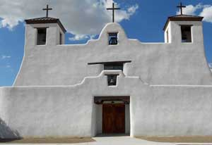 The Isleta Mission